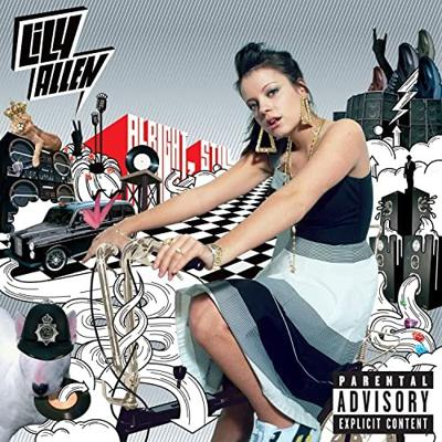 Cover art for Lily Allen - Smile