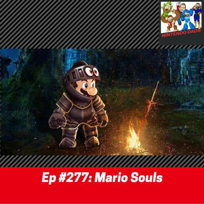 Cover art for #277: Mario Souls