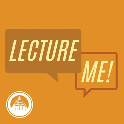 We all need to be lectured sometimes. Family Research Council's new weekly-ish podcast features selected talks by top thinkers from the archives of the FRC Speaker Series.  Our podcast podium takes on tough issues like religious liberty, life, marriage, family, sexuality, public policy, and the culture -- all from a biblical worldview.  Listen with us to the lecture, then stick around afterward as we help you digest the content.