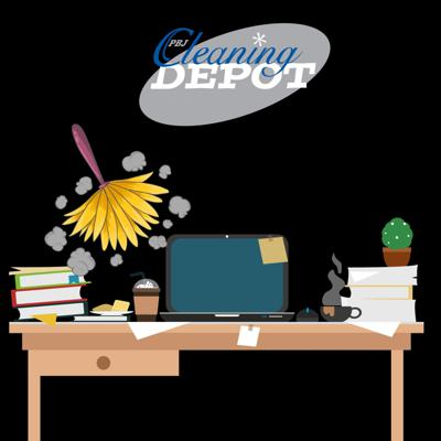 Desks and Dusters, A PBJ Cleaning Depot Podcast