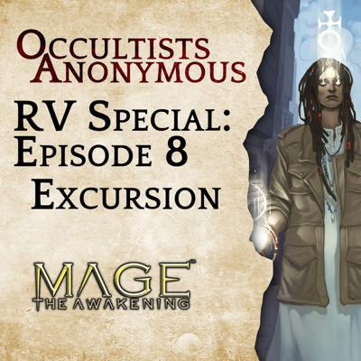Cover art for RV Mage 08: Excursion