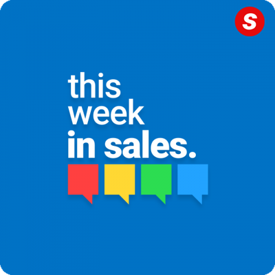 Salesman.org - Salesman Podcast, This Week In Sales, Selling Made Simple And More...