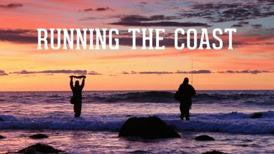 Cover art for Jamie Howard talks 'Running the Coast,' Podcast