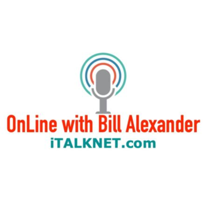 OnLine with Bill Alexander is a guest driven program where the topics are diverse and entertaining. Laugh and Learn while you listen to one of the best hours of online radio around, Produced at Talkshoe.com