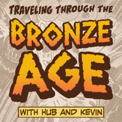 A show dissecting what made the Bronze Age of comic books so fun, cool, and goofy. Hosted by Kevin Cross and Nathaniel Hubbard.  http://bronzeagecomics.tumblr.com/