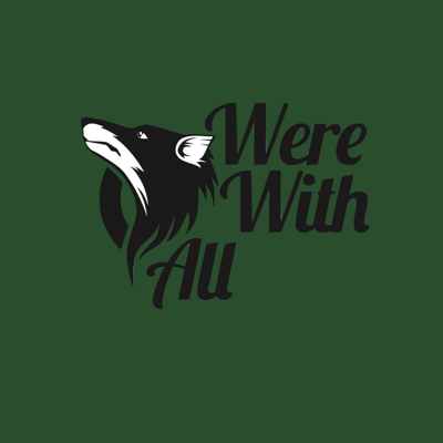 Were With All is a short podcast discussing all things were and horror! Host @realwifex and @frankbranches guide you through the peril in this fun podcast aimed at the monster within! Follow us @sharethewere on twitter and be sure to give us a shoutout!