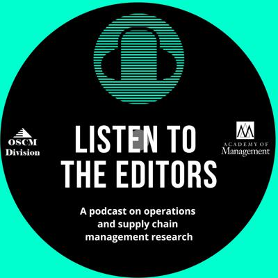Listen to the Editors