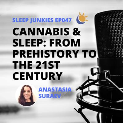Cover art for Cannabis and sleep: from prehistory to the 21st century