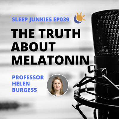 Cover art for The truth about melatonin