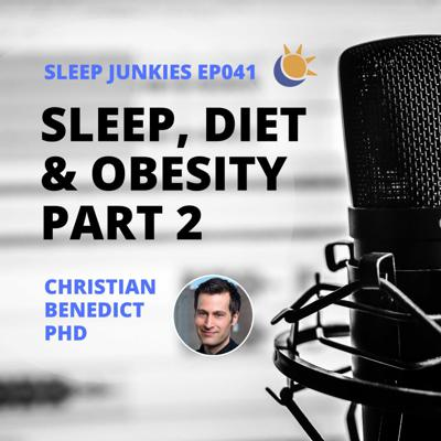 Cover art for Sleep, diet, obesity and weight gain: Part 2