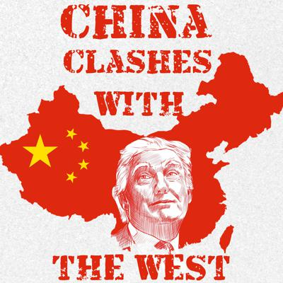 China Clashes with the West
