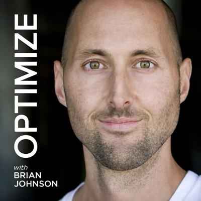 OPTIMIZE with Brian Johnson   More Wisdom in Less Time