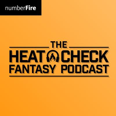 Cover art for The Heat Check: 2020 NFL Draft Daily Fantasy Fallout