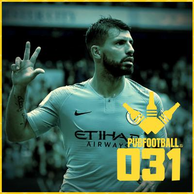 Cover art for 031: Hatrick for Agüero and taxi for Mourinho
