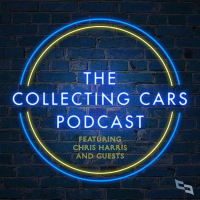 Cover art for Chris Harris talks Cars with Martin Brundle
