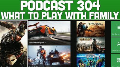 Cover art for Podcast 304: Best Games To Play With The Family