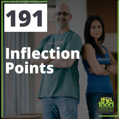 Cover art for 191 Inflection Points