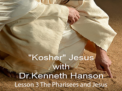 Cover art for The Pharisees and Jesus #3
