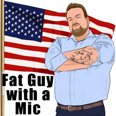 Fat Guy with a Mic