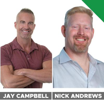 Cover art for The 2 Most Potent Hair Growth & Hair Loss Reversal Molecules Known To Humankind: C60 & GHK-CU - A Big Hair Podcast With Auxano's Jay Campbell & Nick Andrews.