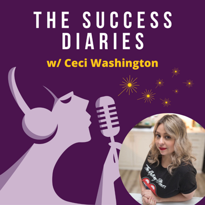 Cover art for Cecile Washington: Making the Decision to Get Unstuck to Pursue Your Desires