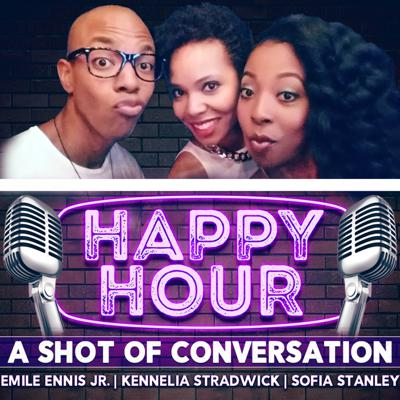 Happy Hour: A Shot of Conversation