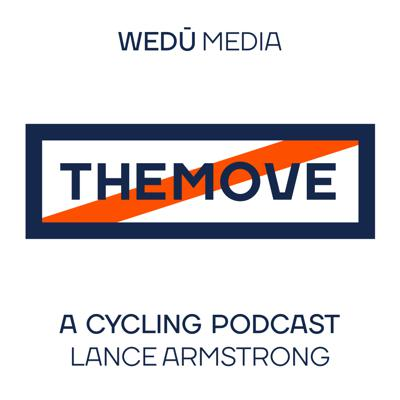 Lance Armstrong presents a singular perspective on the world's most iconic cycling races, including the Tour de France and the Classics, as well as the broader endurance sports scene. Not your typical cycling or sports podcast, THEMOVE brings listeners deep inside the racing action, impartinginsights from someone who knows the suffering and splendor like no one else. In addition tocourse previews and timely race analysis from Armstrong's distinct point of view, the audience also gets to hear from featured guests, who regularly swing by the THEMOVE studio to join the always-lively conversation. Guests have included former teammates like George Hincapie during the Tour de France, and Mark Allen and Dave Scott in advance of the IRONMAN World Championship.   THEMOVE is an audio-video experience that transforms every listener from fan and spectator into the ultimate insider.