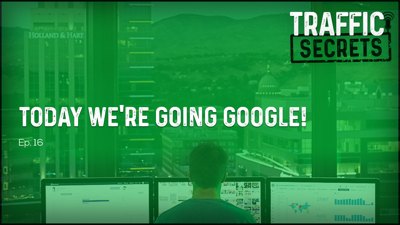 Cover art for Ep 16 - Today We're Going GOOGLE!
