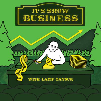 It's Show Business with Latif Tayour