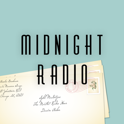 Drawing inspiration from 1950s radio serials and ghost stories, Midnight Radio follows two women finding love through an unlikely correspondence about community, leaving your small hometown, our relationship to the past, what it means to be haunted, and what we leave behind when we die. Remember: all ghost stories are love stories.