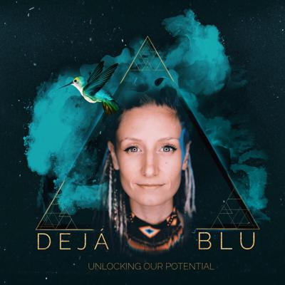 Cover art for Blu's meditation for the new year