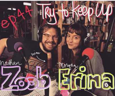 Cover art for Episode 44: Try to Keep Up