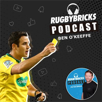 Cover art for #7: Ben O'Keeffe |The Reason Behind The Red Cards At The World Cup, Handling Pressure and Dealing With Shit From The Crowd