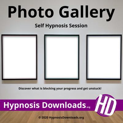 Cover art for Photo Gallery Self Hypnosis Session
