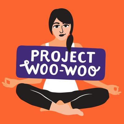 Project Woo Woo is a podcast from comedian Lisa Orkin. Part interview, part biography, part parody. Lisa uses her Hollywood friends to play famous figures both living… and dead.   Lisa has chatted with the likes Jesus, Dr. Ruth, Eddie Van Halen, Eckhart Tolle, and Ann Frank to name a few.  Real conversations with imaginary people.