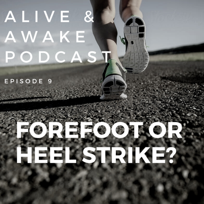 Cover art for Forefoot or Heel Strike?