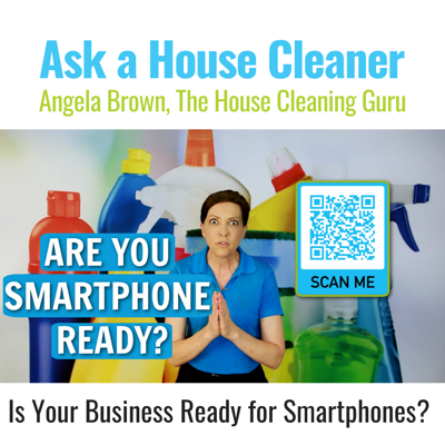 Cover art for Is Your Cleaning Business Smartphone Ready?