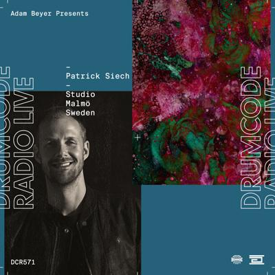 Cover art for DCR571 – Drumcode Radio Live – Patrick Siech Studio Mix recorded in Malmö