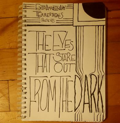 Cover art for The Eyes That Stare Out From The Dark - 5. Door