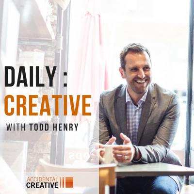 Host Todd Henry (author of The Accidental Creative, Die Empty, Herding Tigers) shares daily tips, strategies, and provocations to help you unleash your best work each day.