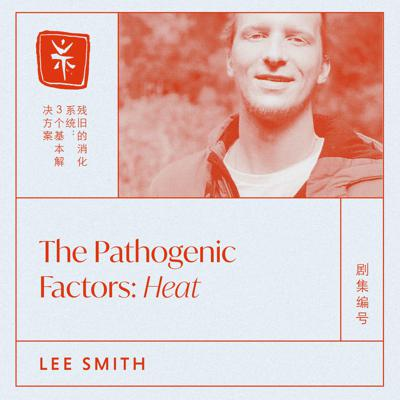 Cover art for 04: The Pathogenic Factors: Heat, with TCM Dr. Lee Smith