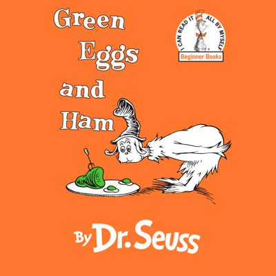Green Eggs... and Man?