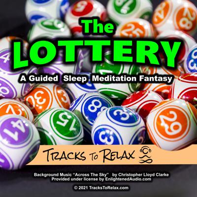 Cover art for The Lottery Fantasy Guided Sleep Meditation
