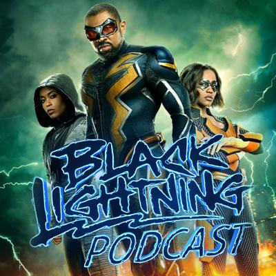 Black Lightning Podcast, a product of DC TV Podcasts, is the first podcast dedicated to The CW's Black Lightning. Each week the hosts give an in-depth analysis of every episode while covering the latest news about the TV show as well as take listener feedback about each individual episode. Black Lightning, airing on Monday nights at 9/8c on The CW, stars Cress Williams as Jefferson Pierce a.k.a. Black Lightning and is executive produced by Greg Berlanti, Sarah Schechter, Salim Akil & Mara Brock Akil, and Charles D. Holland.