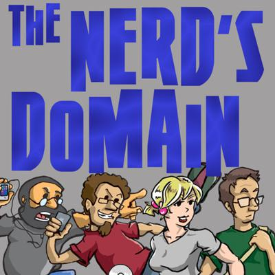 A Podcast where we cover all kinds of nerdy things. Books, Podcasts, Games, Apps, Movies and more. Join us for Whatcha Doin?!, Immediate Movie Reviews, Nerd's Domain on the Criterion Collection, and much more!