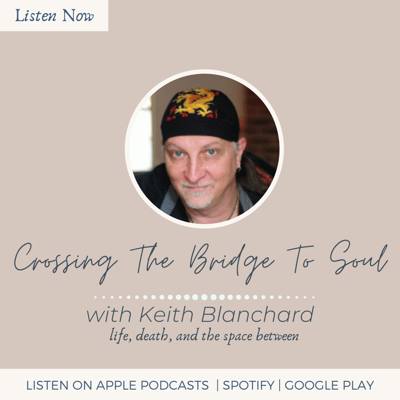 Cover art for Crossing the Bridge to the Soul with Keith Anthony Blanchard