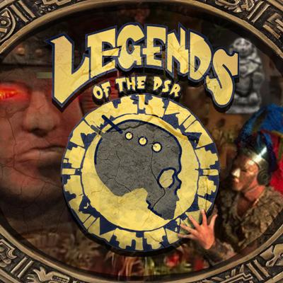 Cover art for Legends of the DSR