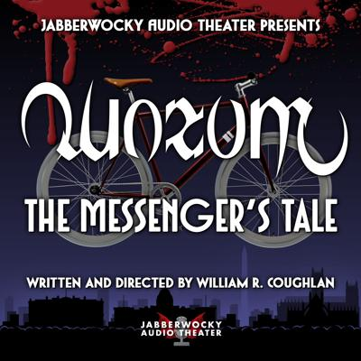 Cover art for Quorum - The Messenger's Tale