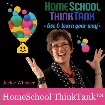 HomeSchool ThinkTank Parenting Podcast: Mindset, Education, & Community for Your Home Schooling Family