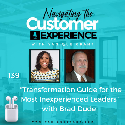 Cover art for 139: Transformation Guide for the Most Inexperienced Leaders with Brad Dude